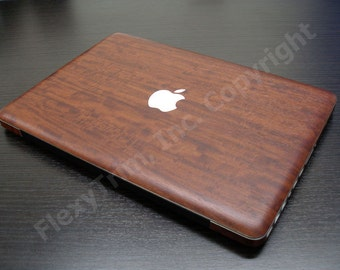 "New Style Wood Primavera for Apple Macbook PRO 15"" A1398 (Only Retina) Top Cover Only Skin Decal Sckin"