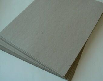 Chip Board .022 pound 8.5 x 11 scrapbooking patterns craft supplies