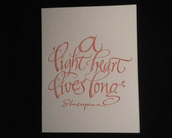 All occasion card calligraphy with by larryorlandodesign
