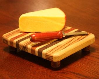 Hand-made Wooden Cheeseboard / Cutting Board