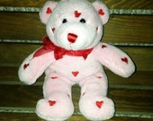 Valentines Day Wax Dipped Bear Room/Air Freshener You Pick Wax & Scent Ofg Team