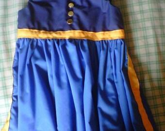Army Dress Blues Dress (0M-5T)