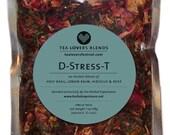 Tea Lovers Blends: D-Stress-T