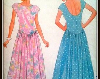 Butterick  4804  Misses Dress   Size (12-14-16)  Uncut  FF