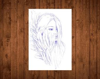 Limited Edition Print - 'Sophia l'