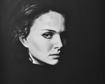 NOT FOR SALE -sample only- Custom portraits - painting or drawing
