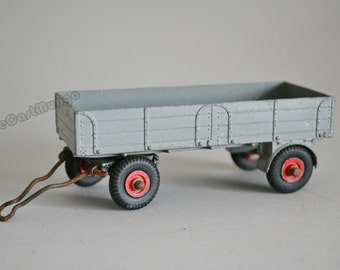 Dinky Toys Large Towing Trailer - Meccano ltd - no.428