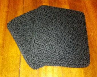 Crocheted Pot Holders