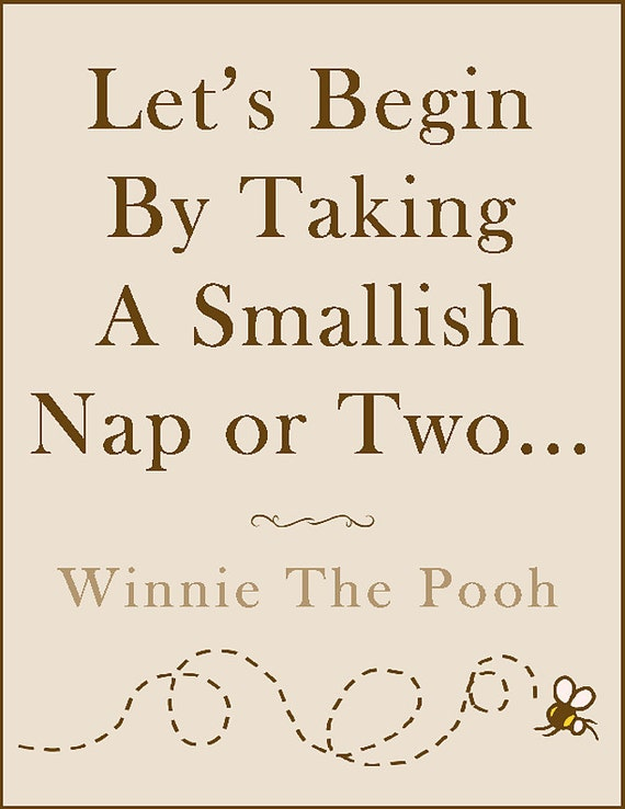 This is a photo of Persnickety Printable Winnie the Pooh Quotes