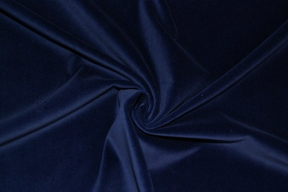 Curtains Ideas blue velvet curtains : Blue Velvet Fabric Cotton drapes curtains various colors