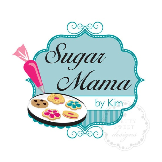 Custom Cookie Logo Design Shop Logo Design For Your Small