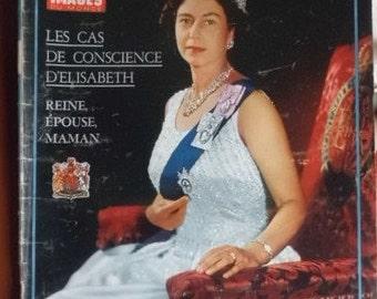 "1967 Magazine ""The case of Elisabeth consciences"""