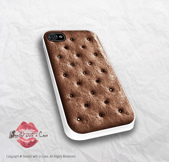 Ice Cream Sandwich - iPhone 4/4S 5/5S/5C/6/6+ and now iPhone 7 cases!! And Samsung Galaxy S3/S4/S5/S6/S7