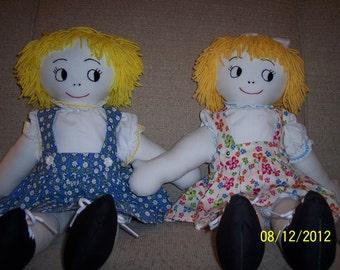Learn to Dress Dolls