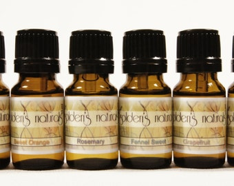 Ginger - Essential Oil - 10ml