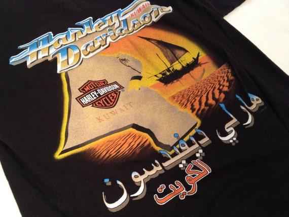 Kuwait Harley Davidson T Shirts