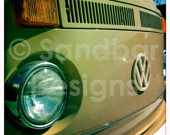 4 x 4 photo Cafe au Lait VW bus