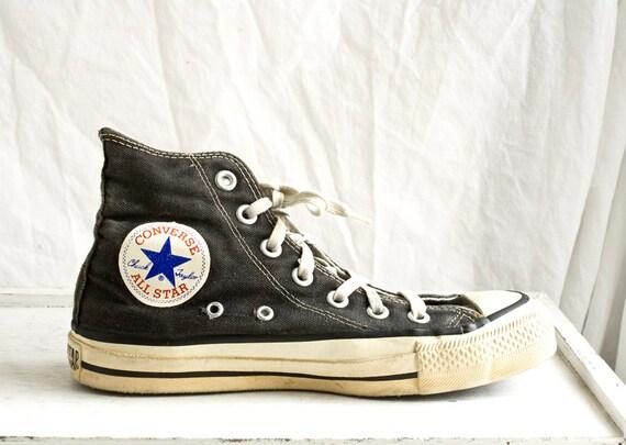 Vintage Converse High Tops 96