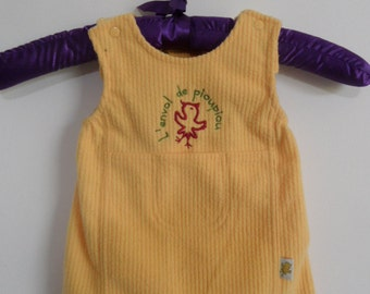 Vintage, French baby's dress