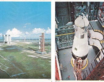 Apollo Lunar Mission Launch Pictures