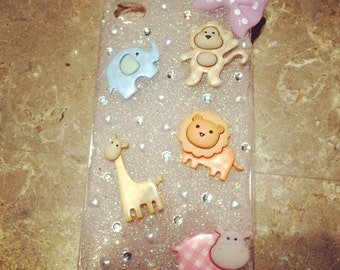 Animal iPhone 4/4s case