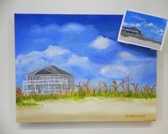 Commission Painting in Oils of Landscapes, Seascapes, Homes, or any Special Place