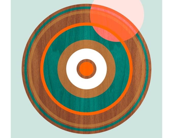 Spin on Walnut