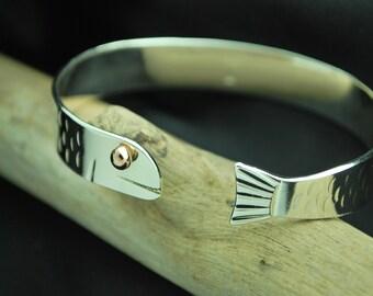 Cape cod heart bracelet for Cape cod fish bracelet