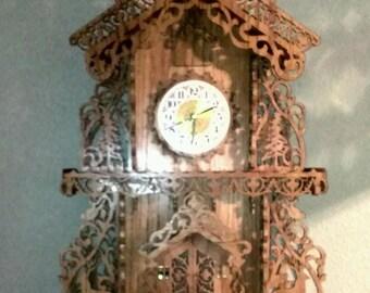 Burmingham Pendulum Clock
