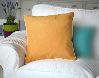 SALE 18 x 18 Inches Home Decor Throw Pillows Sweet-Style High-Grade Material Suede