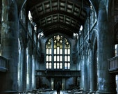 In God We Rust- Jesus Didn't Save Abandoned Decayed Church Photograph