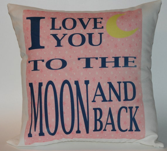Items Similar To I Love You To The Moon And Back Vinyl: Items Similar To I Love You To The Moon And Back 18X18