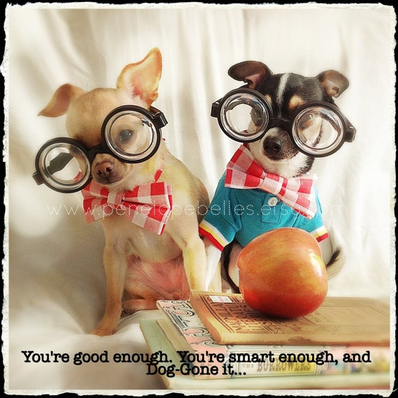 Funny Love Card Glasses