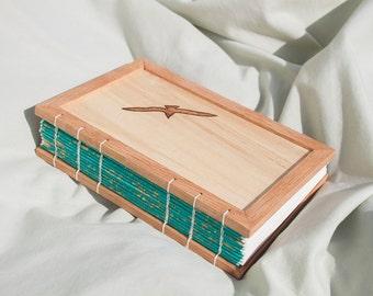 Wood Journal- Flying Solo Bird