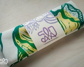 Iris Tea Towel