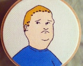 Bobby Hill Embroidery