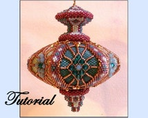 Ricky's Top Beaded Ornament