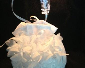Bridal Purse, Bridal Party Purse, Evening Bags, Wedding Money Purse, Holy Communion Purse, Prom Purse
