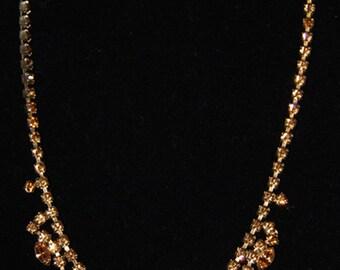 signed kramer amber or rootbeer stones