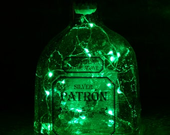Patron Tequila LED Light