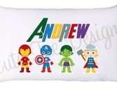 Pillowcase - Avengers