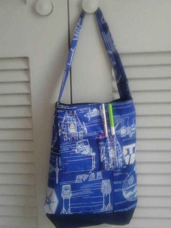 Star Wars Crayon Bag