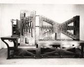 Industrial Machine Vintage Photo