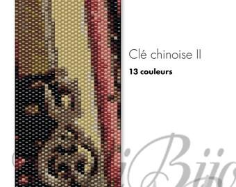 Clé chinoise II -  PATTERN