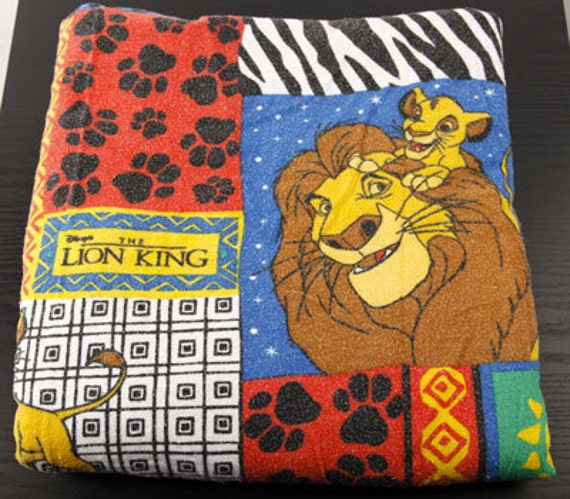 Items Similar To Disney S Lion King Fitted And Flat Sheet