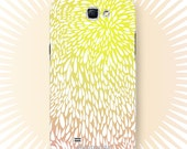 Morning Sun - Artist Samsung Galaxy Note 2 Case - Note II Case - Galaxy Note Two