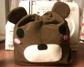 KUMA Bento Bag lunchbox carrier Obento Bear shaped sac