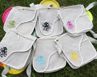 Hemp Frisbee Disc Golf Bag