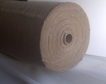 "50 Yards of 18"" Inch Wide Burlap Roll"