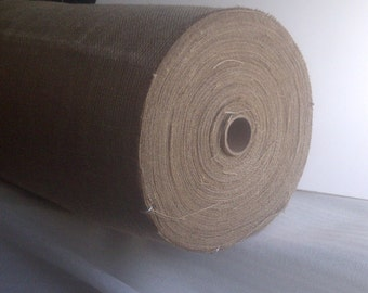 "12"" Inch Wide Burlap Roll - 50 Yards"